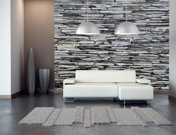 fotomurales decorativos de piedras