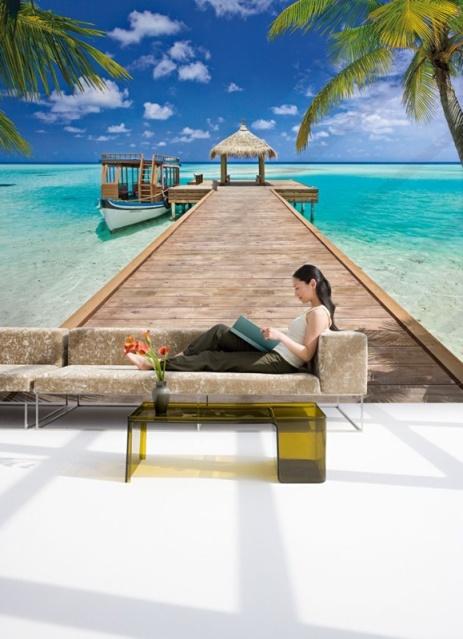 Fotomural Decoración de Playa