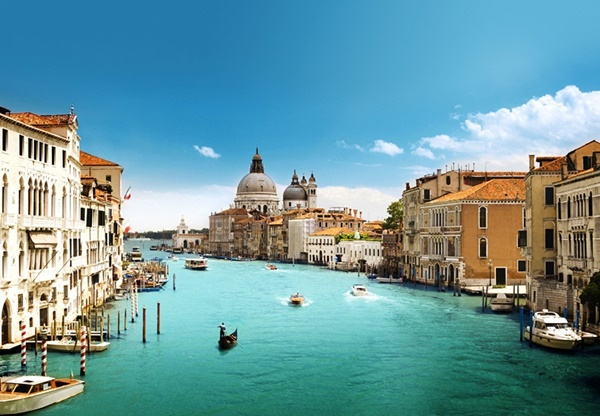 Fotomural Canal Grande Venice 146