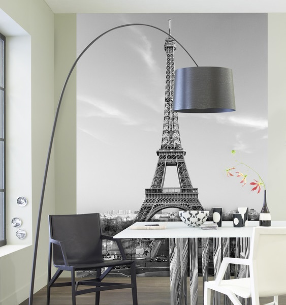 Fotomural decorado con Fotomural La Tour Eiffel 386