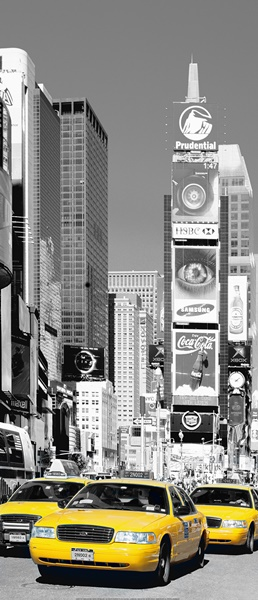 Fotomural Puerta NYC Times Square