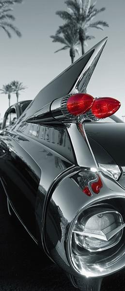 Fotomural Puerta Classic Car 551