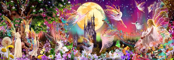 Fotomural Fairyland 311