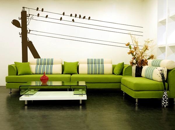 Vinilo Decorativo Moderno MO131