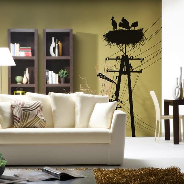 Vinilo Decorativo Moderno MO133