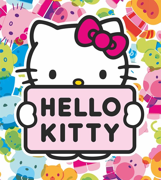 Fotomural Hello Kitty FTL 1641
