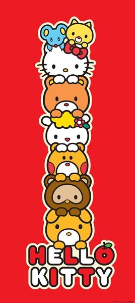 Fotomural Hello Kitty FTV 1530