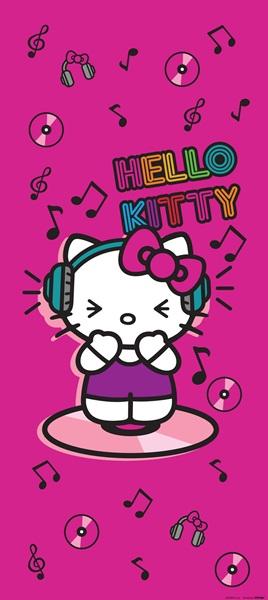 Fotomural Hello Kitty Music FTV 1531