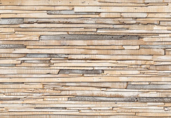 Fotomural Whitewashed Wood 0NW-920