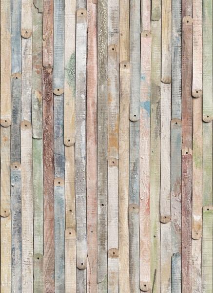 Fotomural Vintage Wood 4NW-910