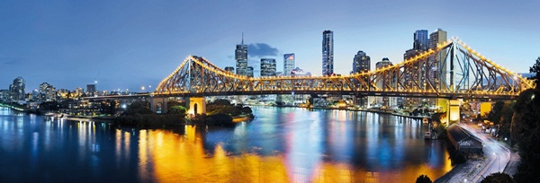 Fotomural Brisbane XXL2-01