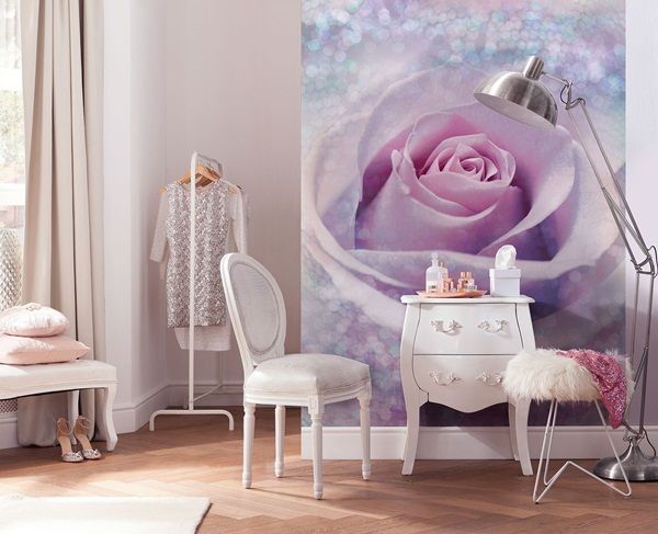 Interior decorado con Delicate Rose XXL2-020