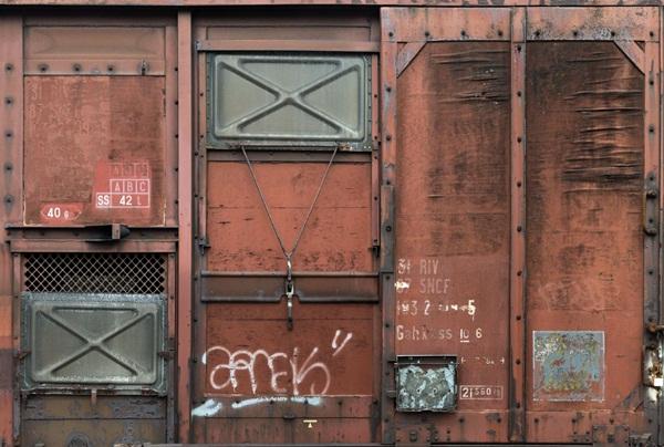 Fotomural Wagon XXL4-001