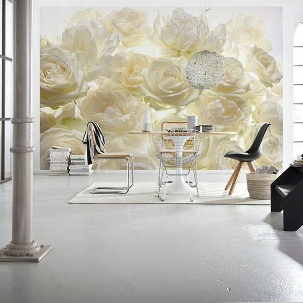 Interior decorado con Fotomural Shalimar XXL4-007